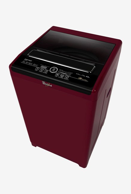 Whirlpool Whitemagic Royale 6.5KG Washing Machine (Wine)