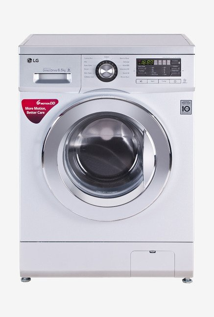 LG FH096WDL24 6.5KG Front Loading Washing Machine Silver