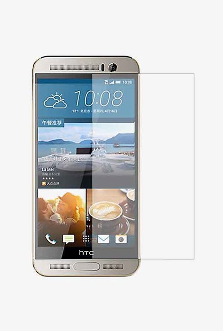Stuffcool Puretuff Tempered Glass for HTC M9+