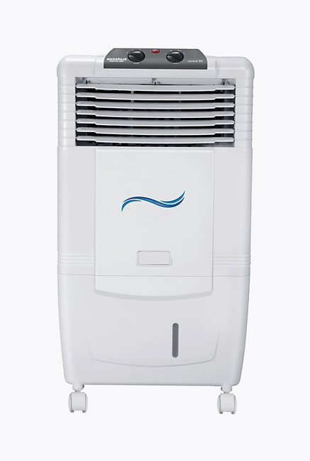 Maharaja Whiteline Torrent 30 Litres Air Cooler (White)