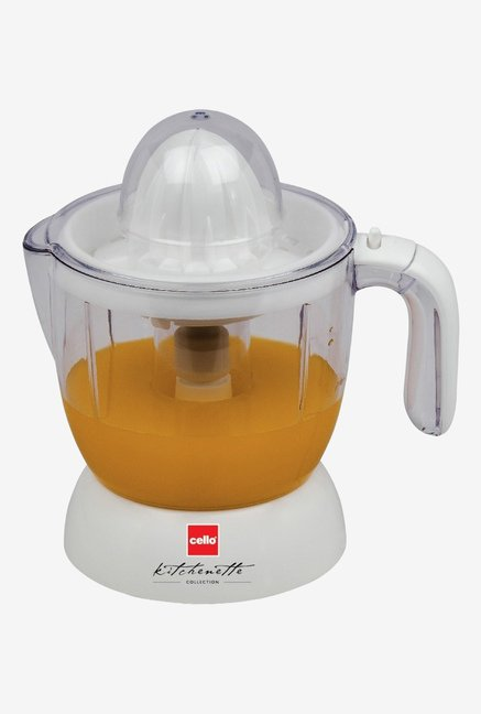 Cello Squash-N-Squeeze 100 Juicer White