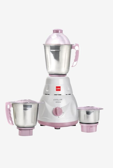 Cello 600W Grind-N-Mix 300 Mixer Grinder White