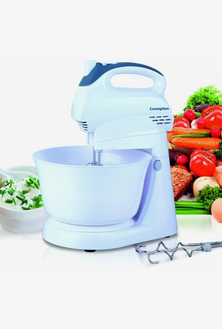 Crompton ACGHB-HMB-I Hand Blender with Removable Bowl
