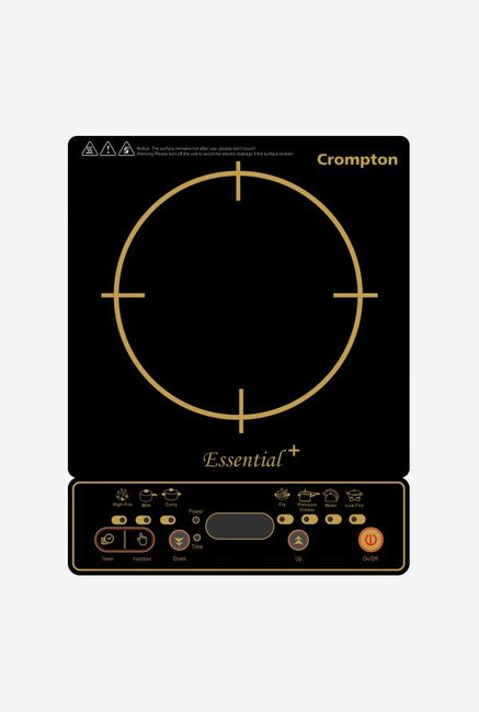 Crompton Essential Plus 1500 W Induction Cooktop
