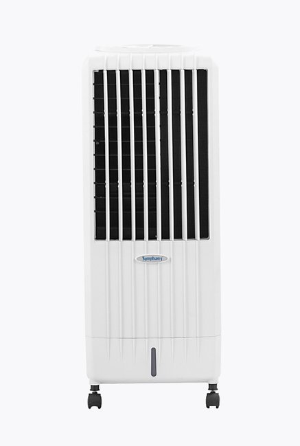 Symphony Diet 8i Tower 8 Litres Air Cooler (White)