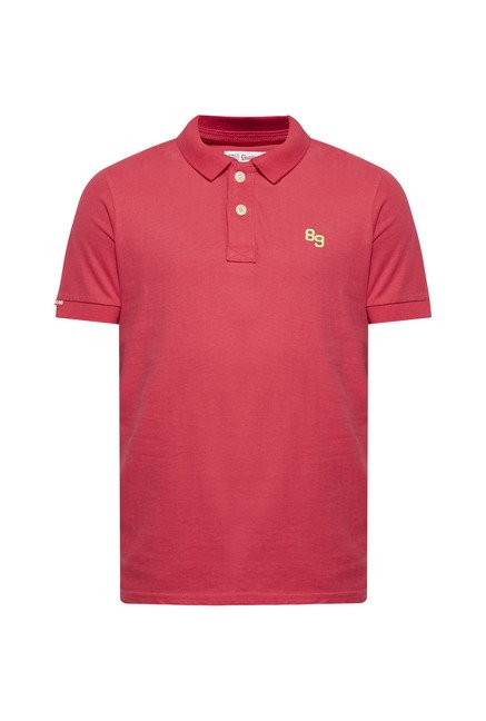 Killer Fuchsia Polo T Shirt