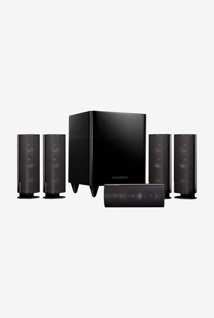 Harman Kardon HKTS 30 Home Theatre Speaker System Black