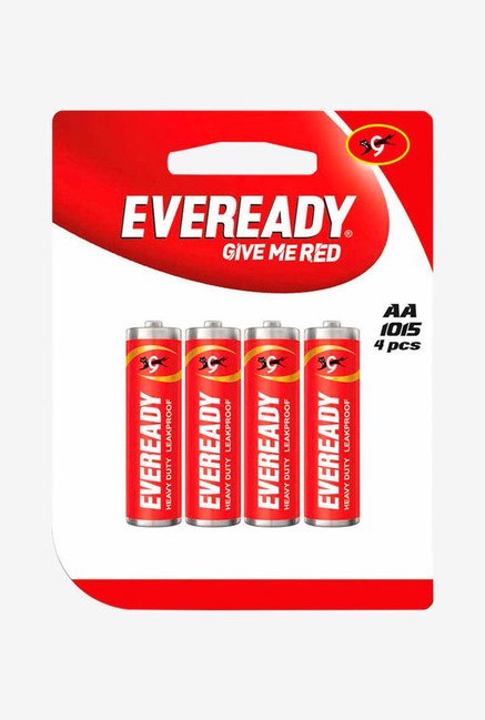 Eveready AA Battery Pack of 4
