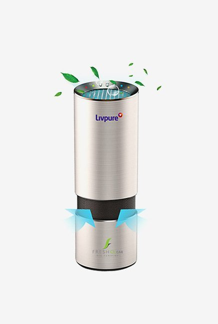 Livpure FreshO2 CAR Air Purifier (Beige)