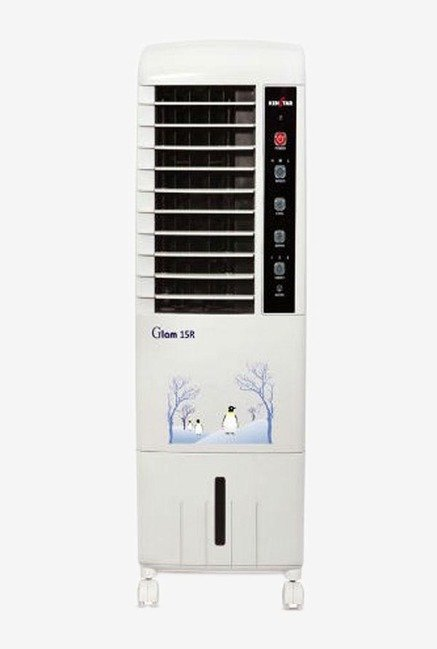 Kenstar Glam 15R 15 Litres Air Cooler (White)