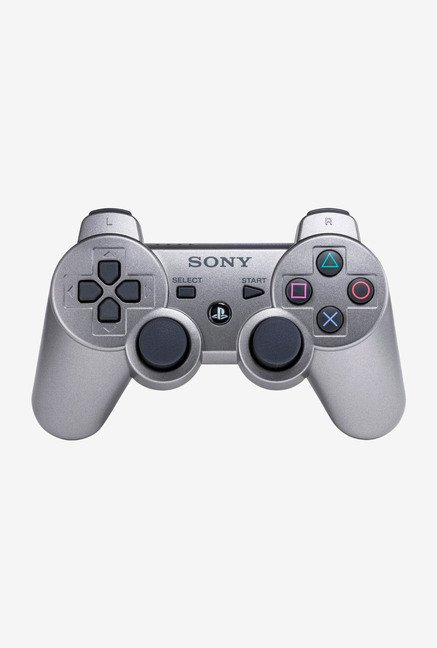 Sony Shocker 3 Wired Controller Silver