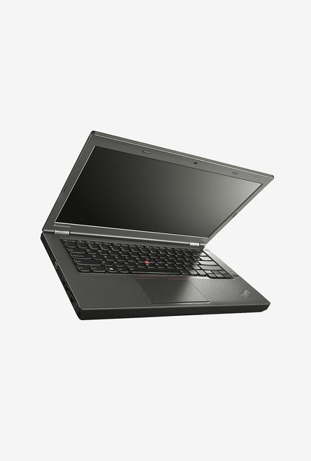Lenovo ThinkPad T440P Laptop with 4 GB RAM and 500 GB Hard Disk Capacity Black