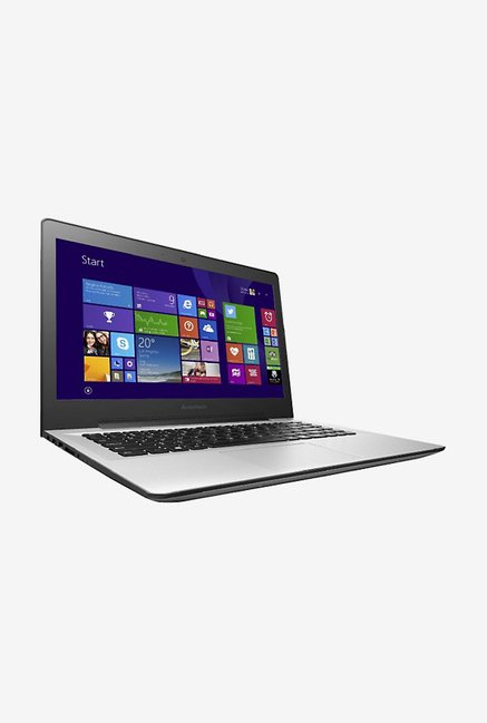 Lenovo U41-70 35.56cm Laptop (Intel Core i5, 1TB) Silver