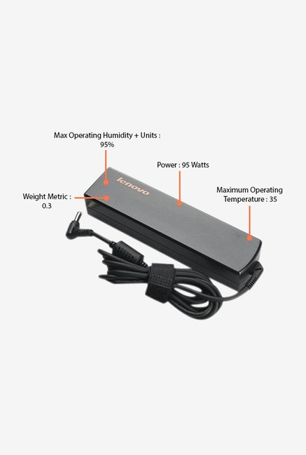 Lenovo Ideapad 90W AC Adapter IN SDC