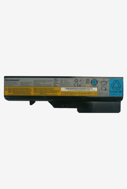 Lenovo G460 and G560 6 Cell Battery Black