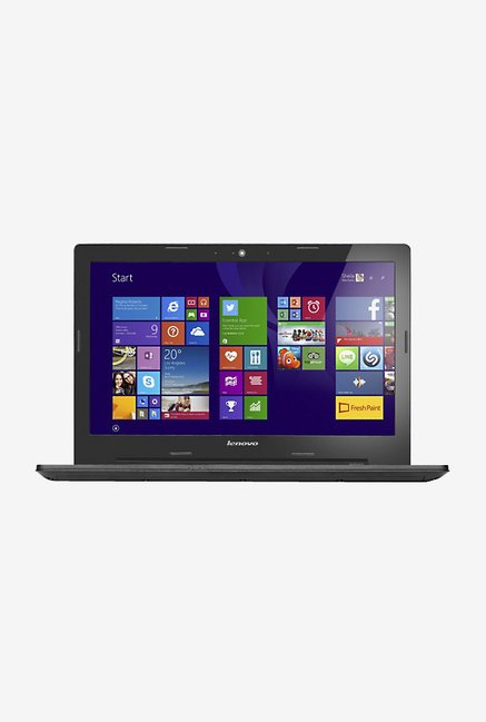 Lenovo G50-80 Laptop with Windows 8.1 (Black)