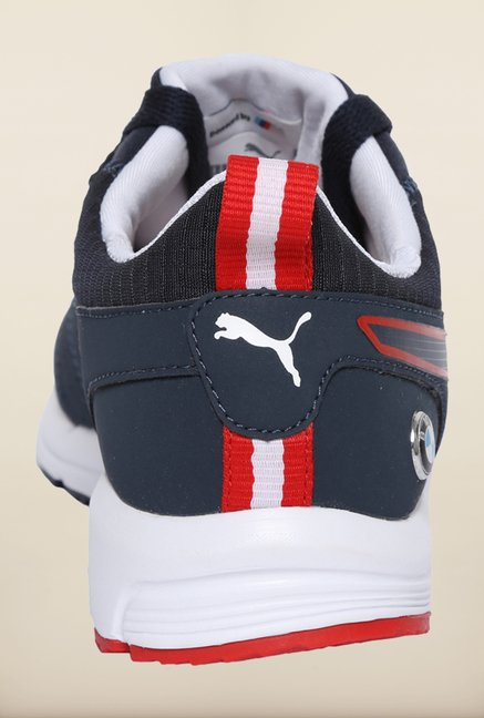 Puma BMW Team Blue & Red Sneakers