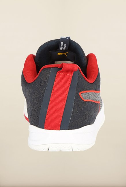 Puma Red Bull Black & Red Sneakers