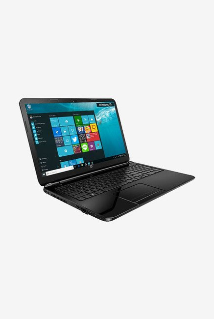 HP 15-AC167TU 15.6 Inch Laptop (500GB HDD) (Black)