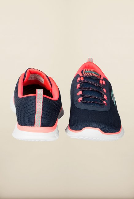 Skechers Glider Navy Running Shoes