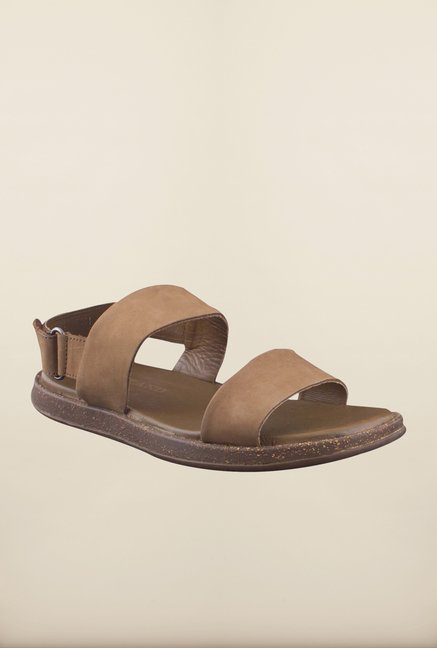 Woodland Peanut Back Strap Sandals