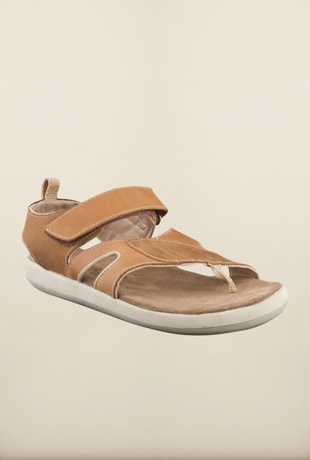 Woodland Copper Floater Sandals