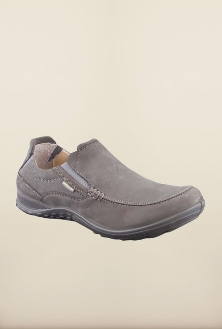 Woodland Grey Casual Shoes