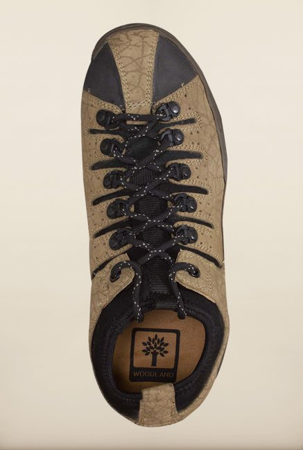 Woodland Khaki Sneakers