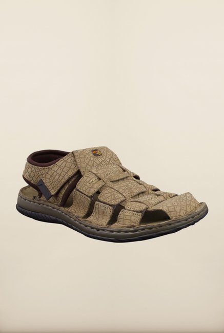 Woodland Khaki Fisherman Sandals