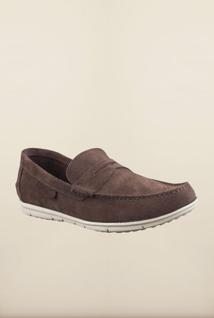 Woodland Brown Loafers