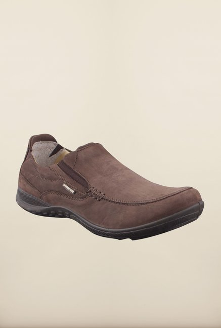 Woodland Brown Casual Shoes