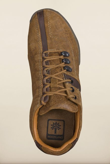 Woodland Camel Sneakers