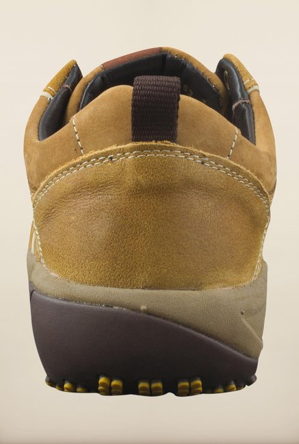 Woodland Camel Casual Shoes