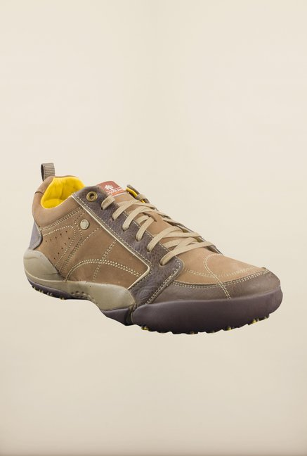Woodland Peanut Casual Shoes
