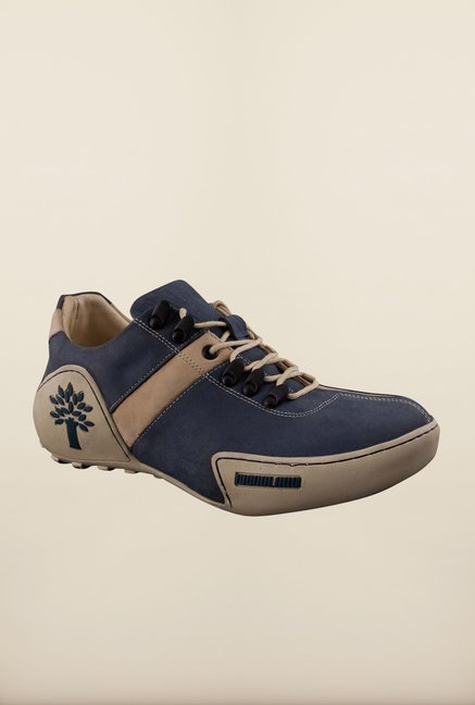 Woodland Denim Sneakers
