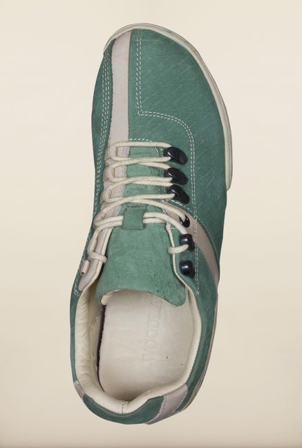 Woodland Sea Green Sneakers