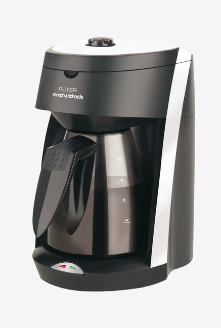Morphy Richards Cafe Rico Coffee Maker Black