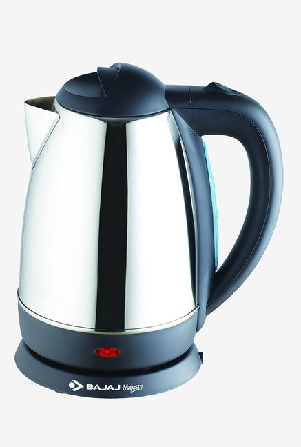 Bajaj Majesty 1.7 L KTX 10 Electric Kettle Silver