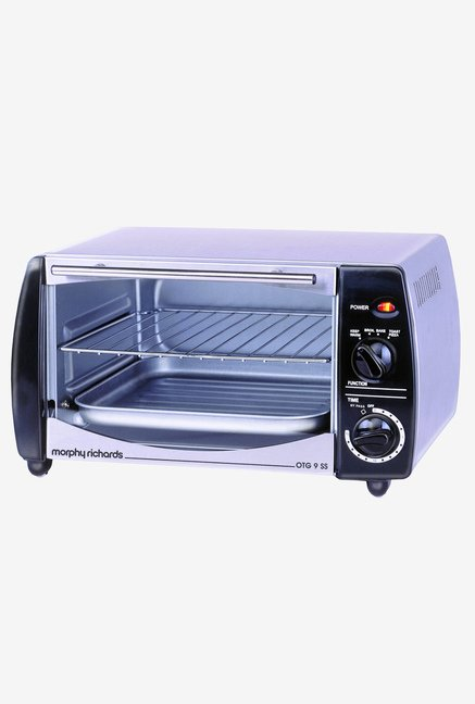 Morphy Richards 9 Ltr 9SS OTG Microwave Oven Black