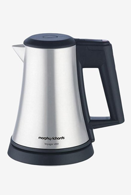 Morphy Richards 0.5 L Voyager 400 Electric Kettle Silver