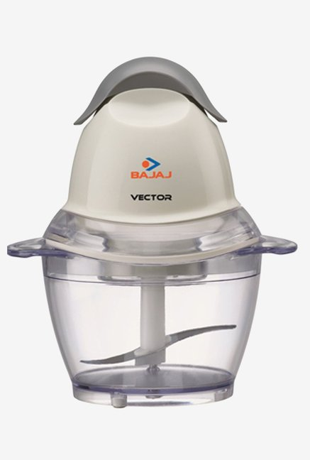 Bajaj Vector 0.5L 300W Chopper Cream