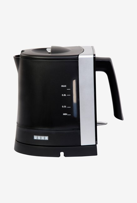 Usha 3210 0.8 Litre Electric Kettle Black