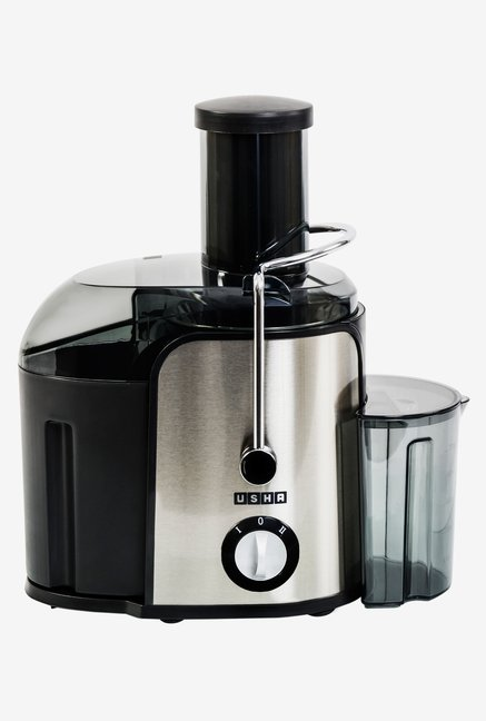 Usha JC 3260 600 Watt Complete Apple Juicer Black