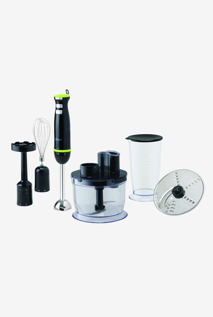 Oster 2620 6-in-1 600 W Multi Purpose Hand Blender Black