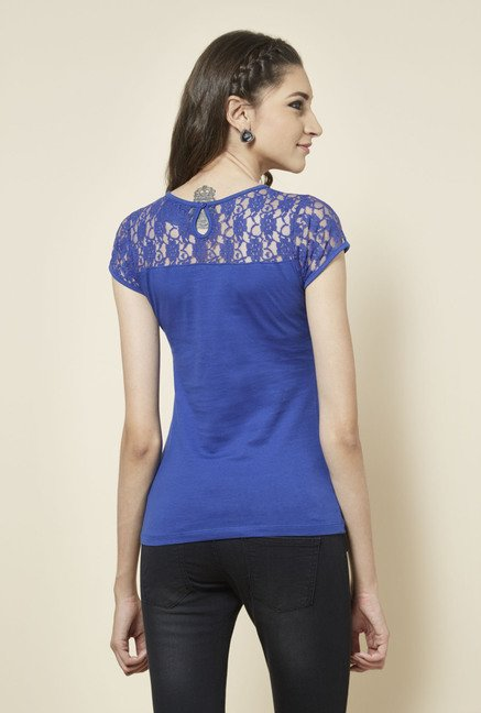 Zudio Indigo Solid Top