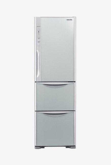 Hitachi R-SG37BPND 390L Triple Door Refrigerator Silver