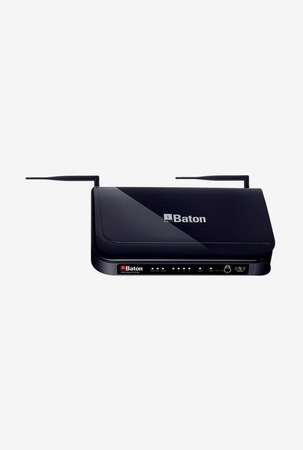 iBall IBWRB300N 300M Wireless-N Router Black