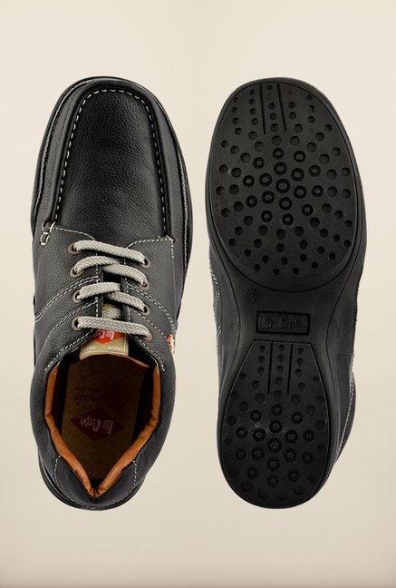 Lee Cooper Black Casual Shoes