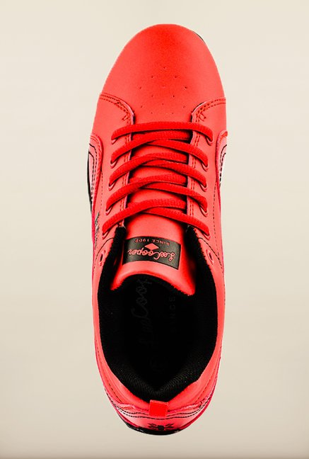 Lee Cooper Red Casual Shoes