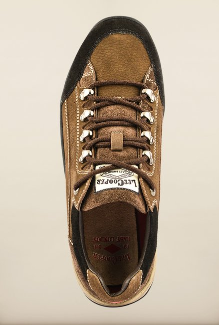 Lee Cooper Brown Sneakers